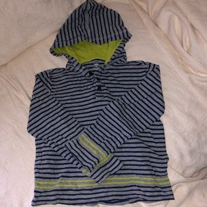 Old Navy hooded long sleeve T